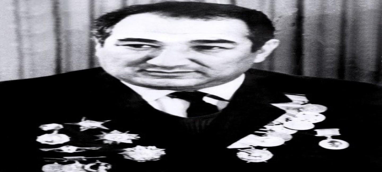 Сейитнияз Атаев - военный разведчик, переводчик и писатель