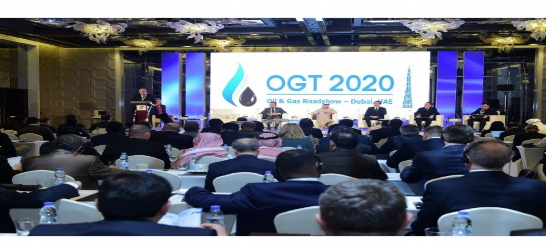 INTERNATIONAL ROADSHOW «OIL AND GAS OF TURKMENISTAN» OPENED IN DUBAI