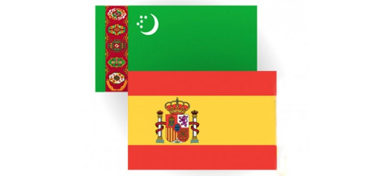 TÜRKMEN WEKILIÝETI ISPANIÝA PATYŞALYGYNYŇ MADRID ŞÄHERINDE IŞ SAPARYNDA BOLÝAR