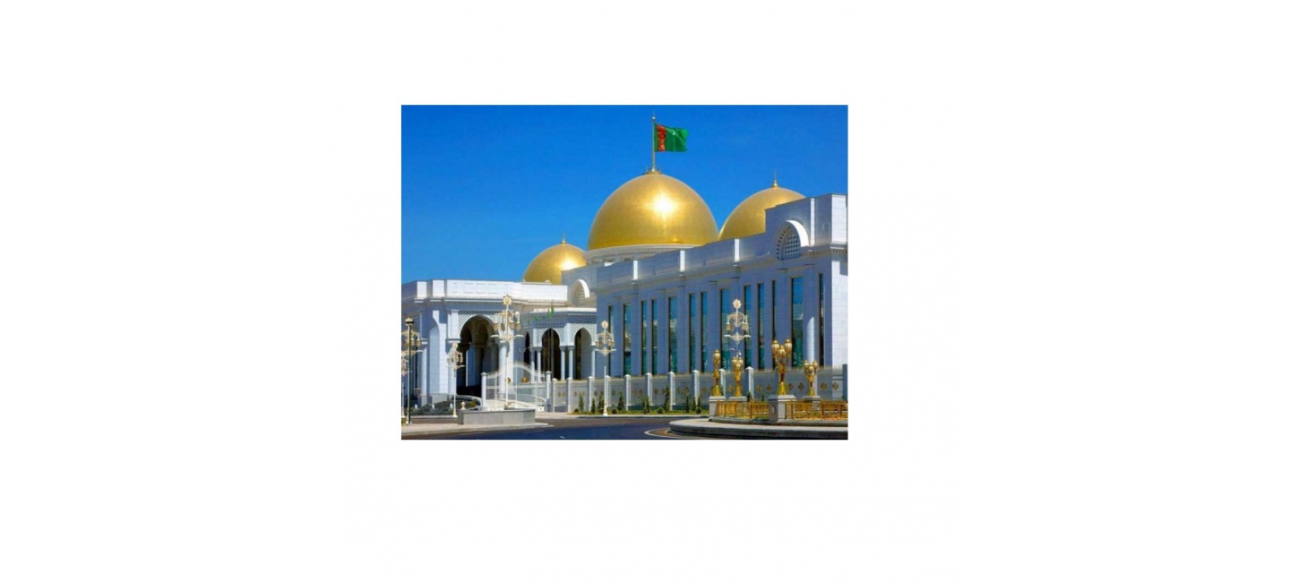 AMBASSADOR OF THE UNITED ARAB EMIRATES PRESENTED HIS CREDENTIALS TO THE PRESIDENT OF TURKMENISTAN